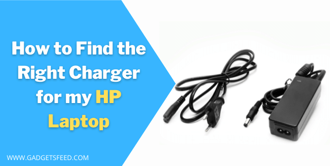 How to Find the Right Charger for my HP Laptop