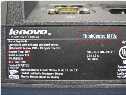 How Old is My Lenovo Laptop Using Serial Number